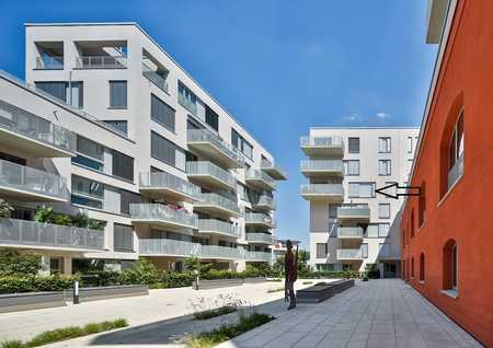 Attraktive ruhige 2,5-Zimmer-Wohnung mit Balkon, EBK und Stellplatz in Neu-Ulm Mitte in Neu-Ulm (Neu-Ulm)