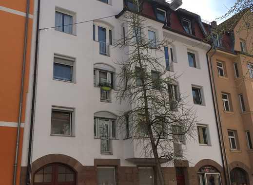 2-Zimmer-Altbauwohnung mit Balkon in Nürnberg Hummelstein