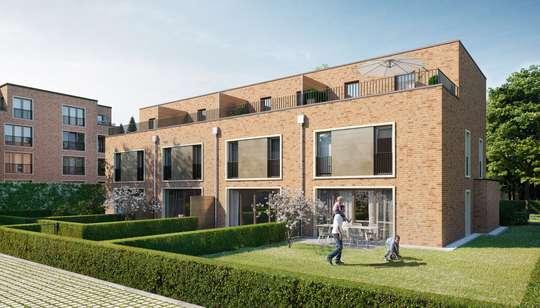 RESERVIERT: Attraktives Reihenmittelhaus mit 4 - 6 Zimmern und geräumigen Keller