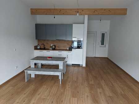 Schöne 1-Zimmer Wohnung mit dem Balkon in Deggendorf in Deggendorf