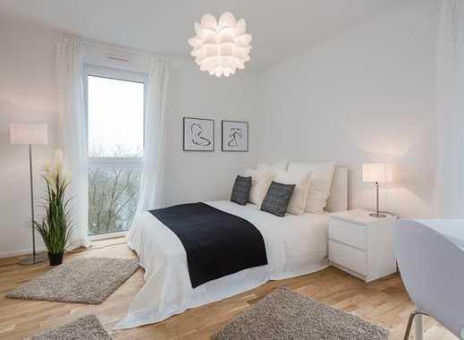 Für die kleine Familie: 4-Zimmer-Wohnung mit großem Balkon