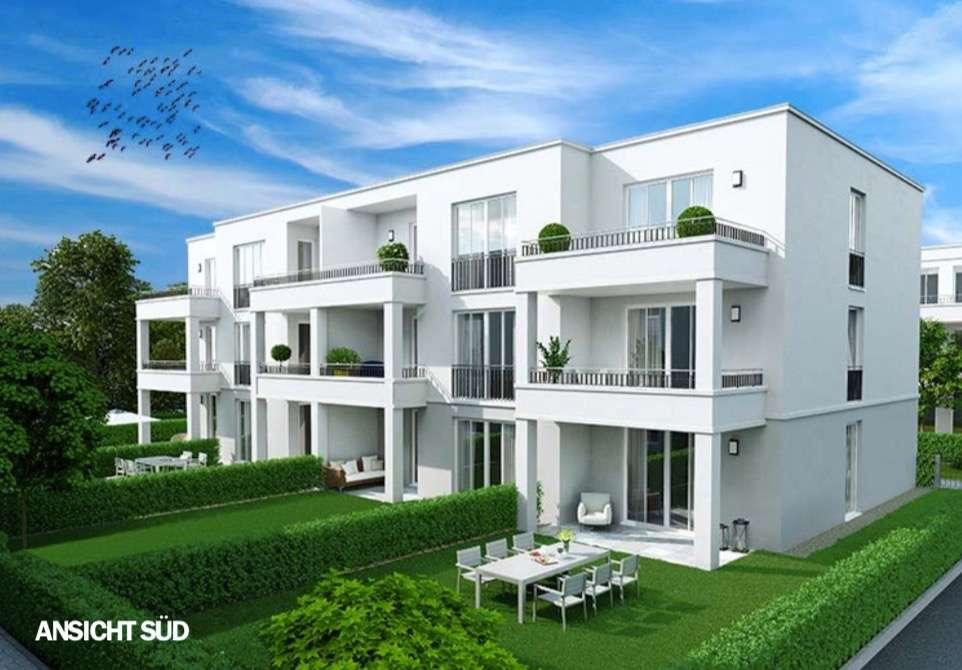Erstbezug mit Terrasse und Garten: exklusive 2-Zimmer-Wohnung in Regensburg