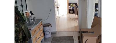 Schöne, geräumige drei Zimmer Wohnung in Minden-Lübbecke (Kreis), Petershagen