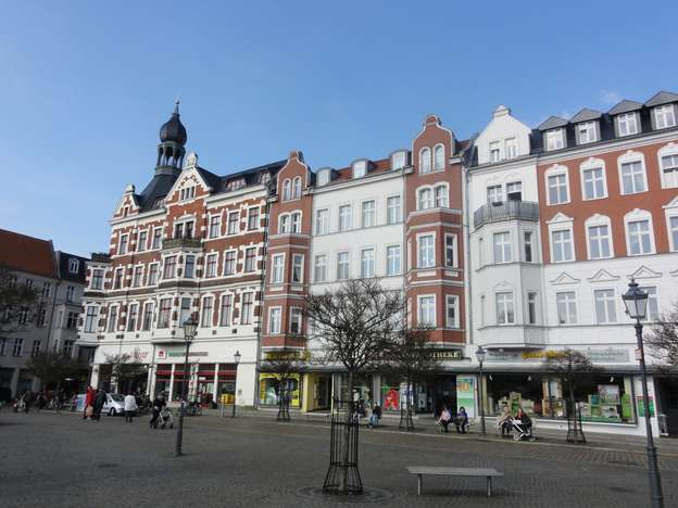 Umgebung (Wochenmarktplatz)