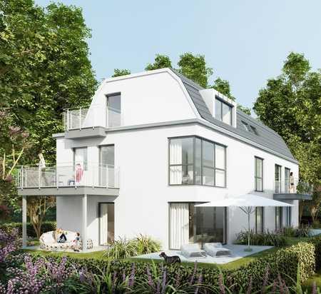 Erstbezug mit Terrasse: schöne 3-Zimmer-EG-Wohnung in Obermenzing, München in Obermenzing (München)