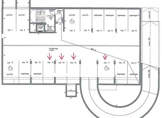Mieten mit HERZ und HIRN:Tiefgaragenstellplatz