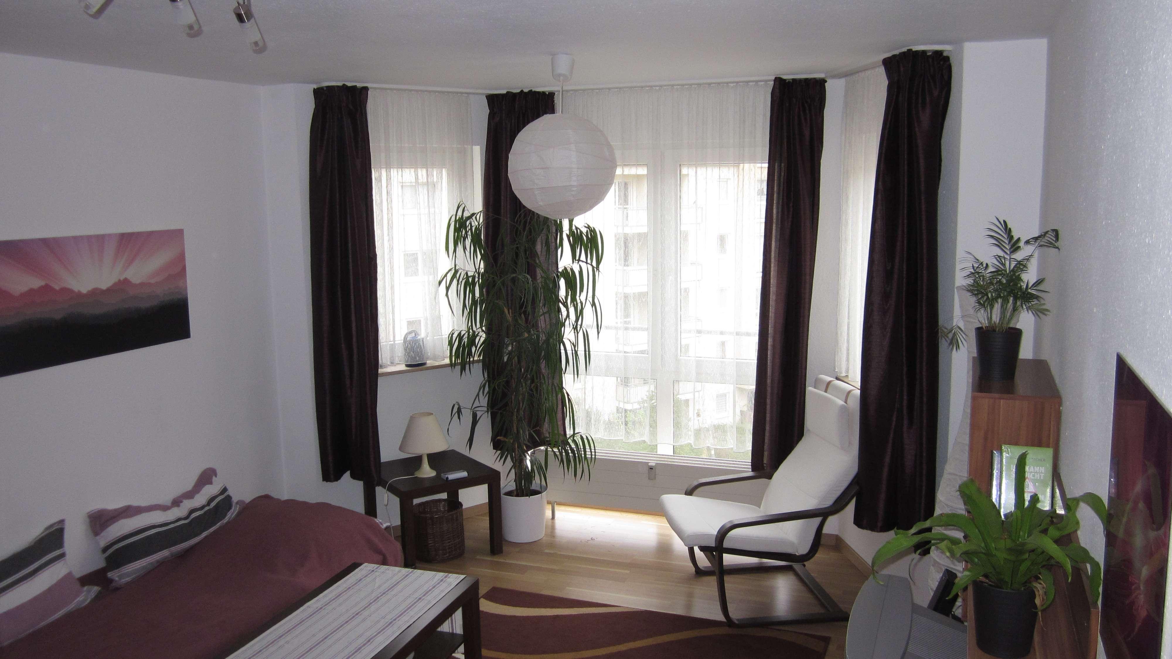 Gepflegte & Ruhige 1-Zimmer-Wohnung mit EBK in Fürth in Südstadt (Fürth)