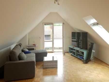 Pfiifige 2-Zimmer-Dachgeschosswohnung in Freising/Attaching in Freising