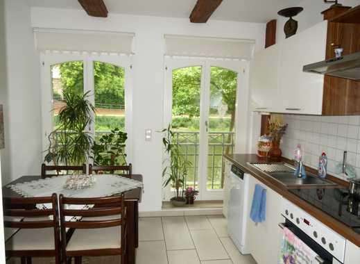 *Bahnhofsnahe 2 Raum WE mit Terrasse, SP und Blick zum Wasser*