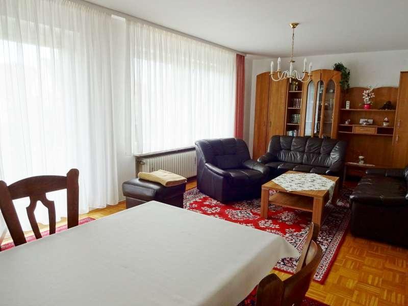 Möblierte 3-Zimmer-Wohnung zu vermieten in Bad Wörishofen