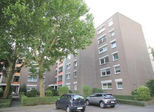 Neuss-Holzheim! Helles und langfristig vermietetes Apartment mit Loggia, Aufzug und Außenstellplatz