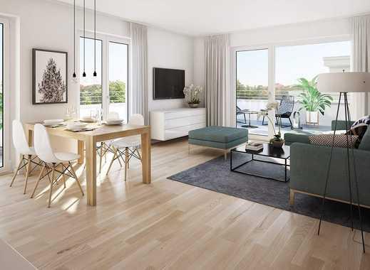 Stilvolle 2-Zimmer-Wohnung mit gehobener Ausstattung und Balkon im neuen Lyoner Quartier