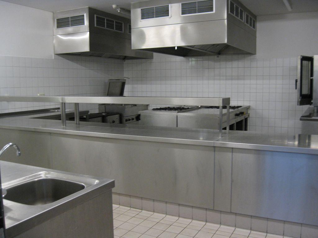 Einrichtung Küche