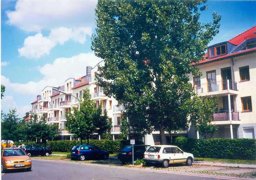 1-Zimmer-Wohnung auf zwei Ebenen mit Balkon in Hammerstatt/St. Georgen/Burg (Bayreuth)