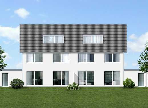 Bonn-Duisdorf, Baubeginn erfolgt für 8 großzügige Doppelhaushälften, Haustyp B Haus 4 und 5