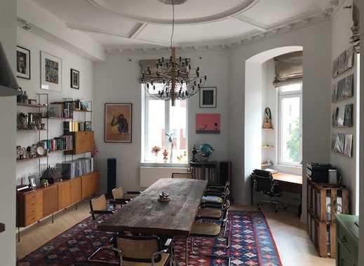 Exklusive Altbau Whg.- Belgisches Viertel- kernsaniert & prov.frei!