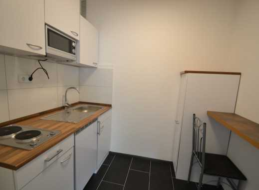 Möbliertes, saniertes & renoviertes Appartement (Erstbezug), EBK, Schlafnische, neues Duschbad im EG