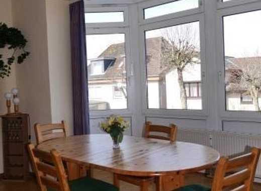 Büsum: möblierte 1,5 Zimmer in Altbau-Wohnung