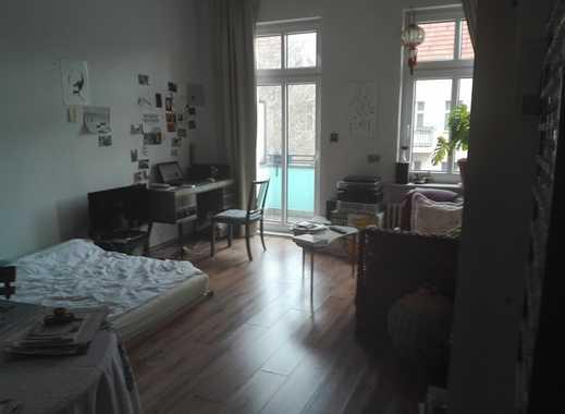 2 Zimmerwohnung in Wedding - EBK - Laminat - Dusche - ca 55 m² - 849 € warm