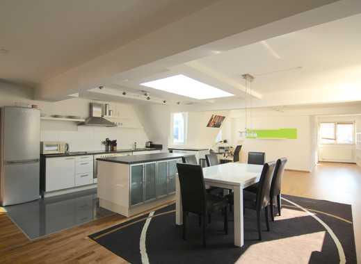 Stilvolle, geräumige und gepflegte 2-Zimmer-Loft-Wohnung mit EBK in Stuttgart