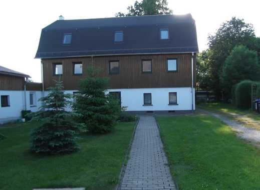 5-Raum Eigentumswohnung für Eigennutzer am Rande der Stadt mit Gartenanteil