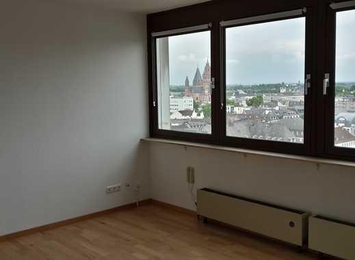 Erstbezug nach Sanierung: exklusive 1-Zimmer-Wohnung mit Einbauküche in Mainz