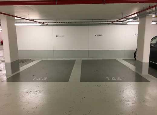 Tiefgaragenstellplätze in zentraler Lage von Düsseldorf