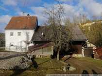 Kleines einfaches und gemütliches Bauernhaus