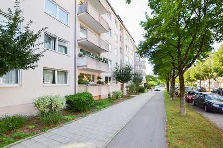 Komplettsanierte, helle 2-Zimmer-Wohnung in Obergiesing in Untergiesing (München)