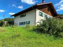 Zweifamilienhaus nah an der Natur