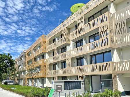 Studenten, Azubis und Schüler herzlich Willkommen! Top modernes 1-Zimmer Appartement! Erstbezug !!! in Freimann (München)