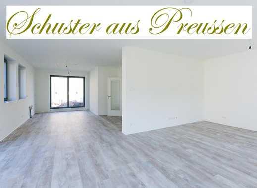 Schuster aus Preussen - Exklusive Maisonette mit 4 Zimmern, Terrasse, Fussbodenheizung, Smart Hom...