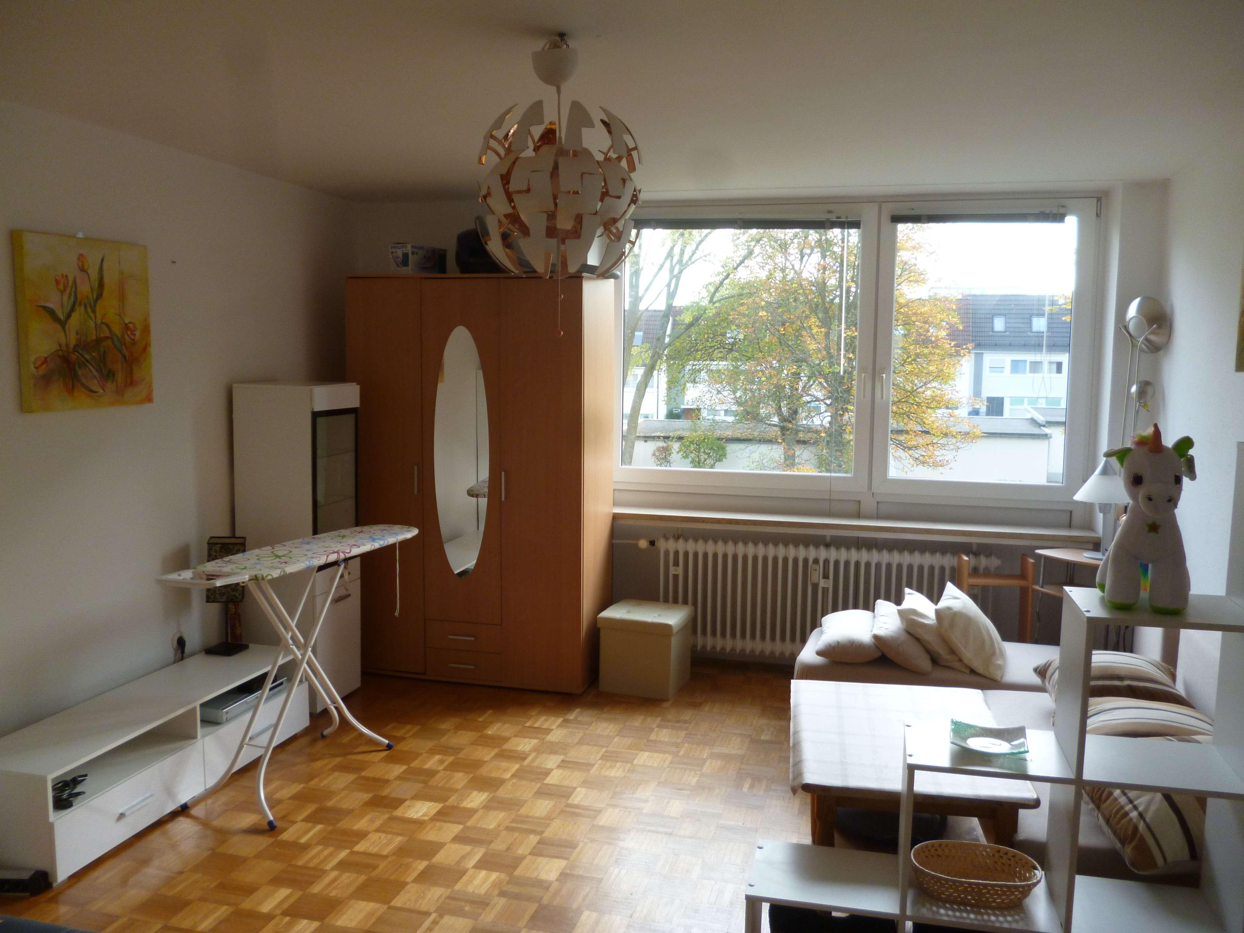 +++komplett möbliertes 1-Zimmer Apartement+++ in