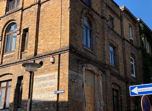 Kleines Wohn- und Geschäftshaus in guter Lage des südlichen Stadtzentrums, Verkauf erfolgt saniert