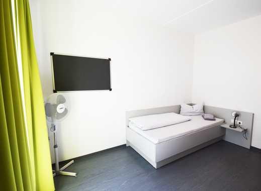Exklusive 1-Zimmer-Apartments in Mannheim