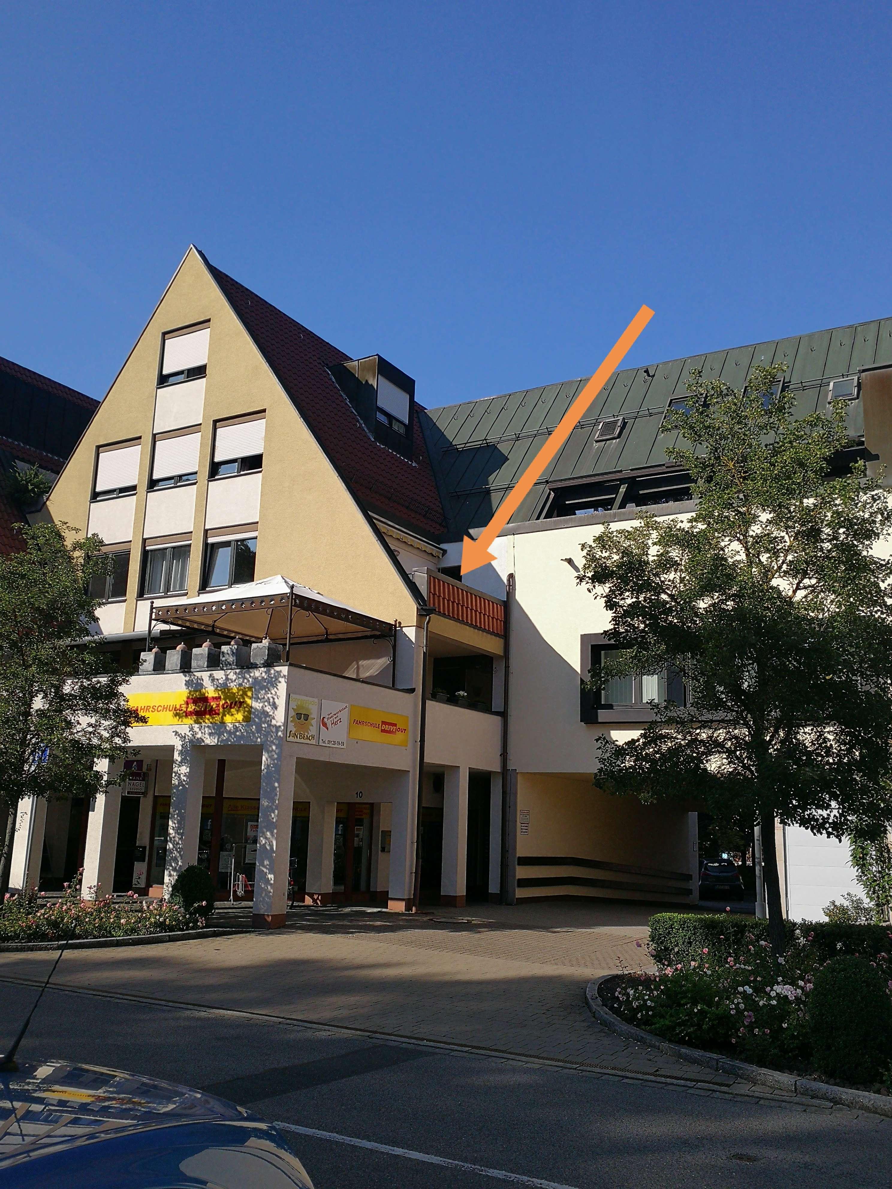 Schöne, geräumige zwei Zimmer Wohnung in Nürnberger Land (Kreis), Feucht