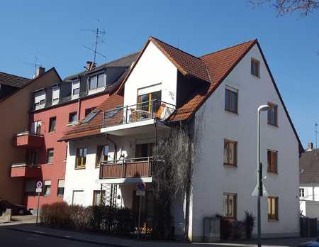 **Top Lage am Schlössle** kleine Wohnanlage* gute Aufteilung* Balkon* in Lechhausen (Augsburg)