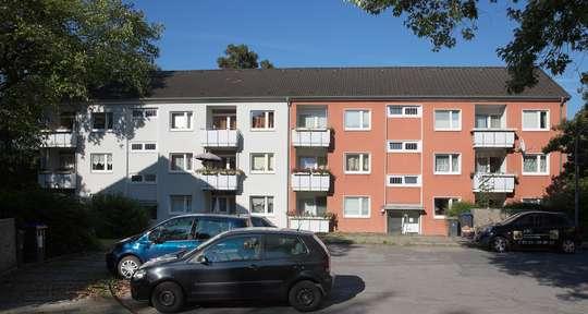 hwg - Ruhig gelegene Balkonwohnung