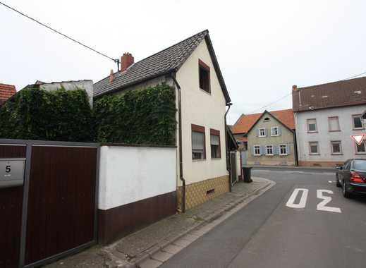 Kleines Haus mit Potential-Alternative zur Eigentumswohnung