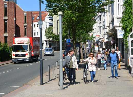 Geschäft direkt in der Vegesacker Innenstadt