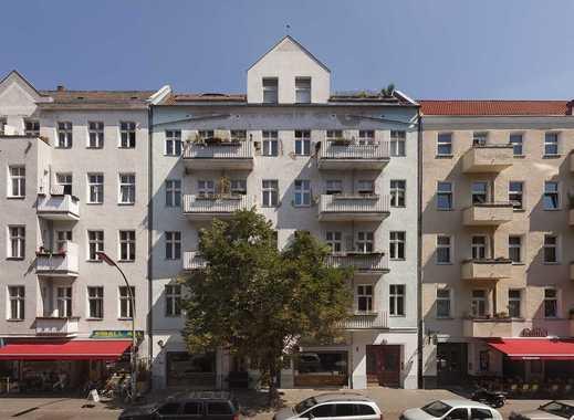 Erstbezug nach Modernisierung! 2-Zimmerwohnung mit Balkon in Neukölln! Ideal für Pärchen!