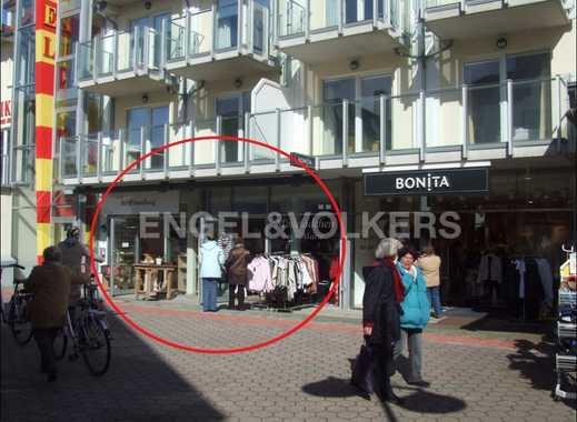 Borkum: Einzelhandelsfläche (1+2) in Top-Lage!