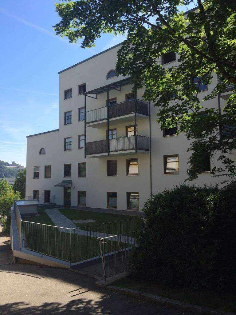 1-Zimmer-Studentenappartement im Zentrum von Passau - Klostergarten St. Nikola. in Haidenhof Süd (Passau)