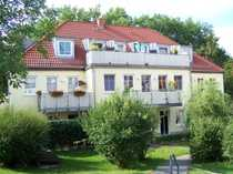 Bild 2-Zimmer-GARTEN-Wohnung in Leutzsch, Küche incl. EBK, Bad, Terrasse, Fußbodenheizung, Parkett und TG