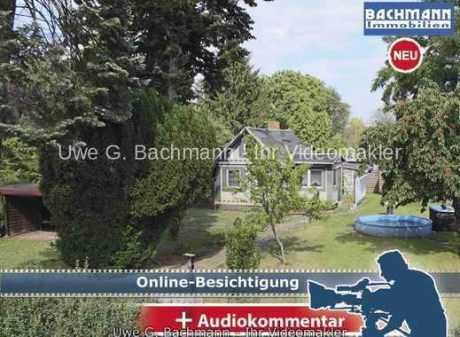 Berlin - Biesdorf: Bauträgerfreies Wohnbaugrundstück in zentraler Lage - UWE G. BACHMANN