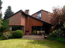 Architektenhaus in zentraler Lage vor