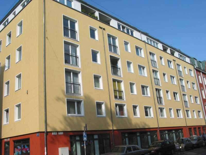 Maxvorstadt. Sonnige und helle 3-Zimmer-Wohnung mit Südwestausrichtung in Maxvorstadt (München)