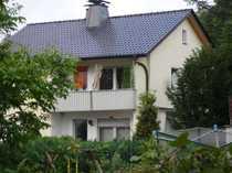Erdgeschoß Wohnung - Innenstadt Bünde mit Terrasse Garten- Luisenstraße 4 - Erdgeschoss PKW v Haus