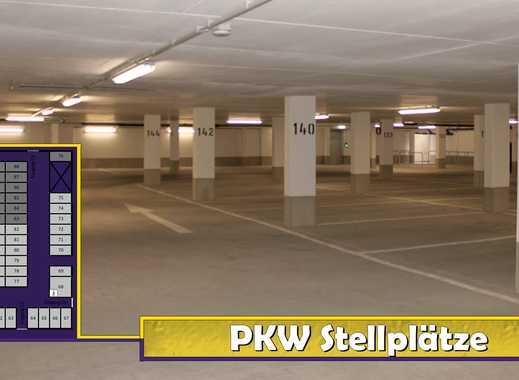 PKW Stellplätze Tiefgarage nahe Hauptbahnhof