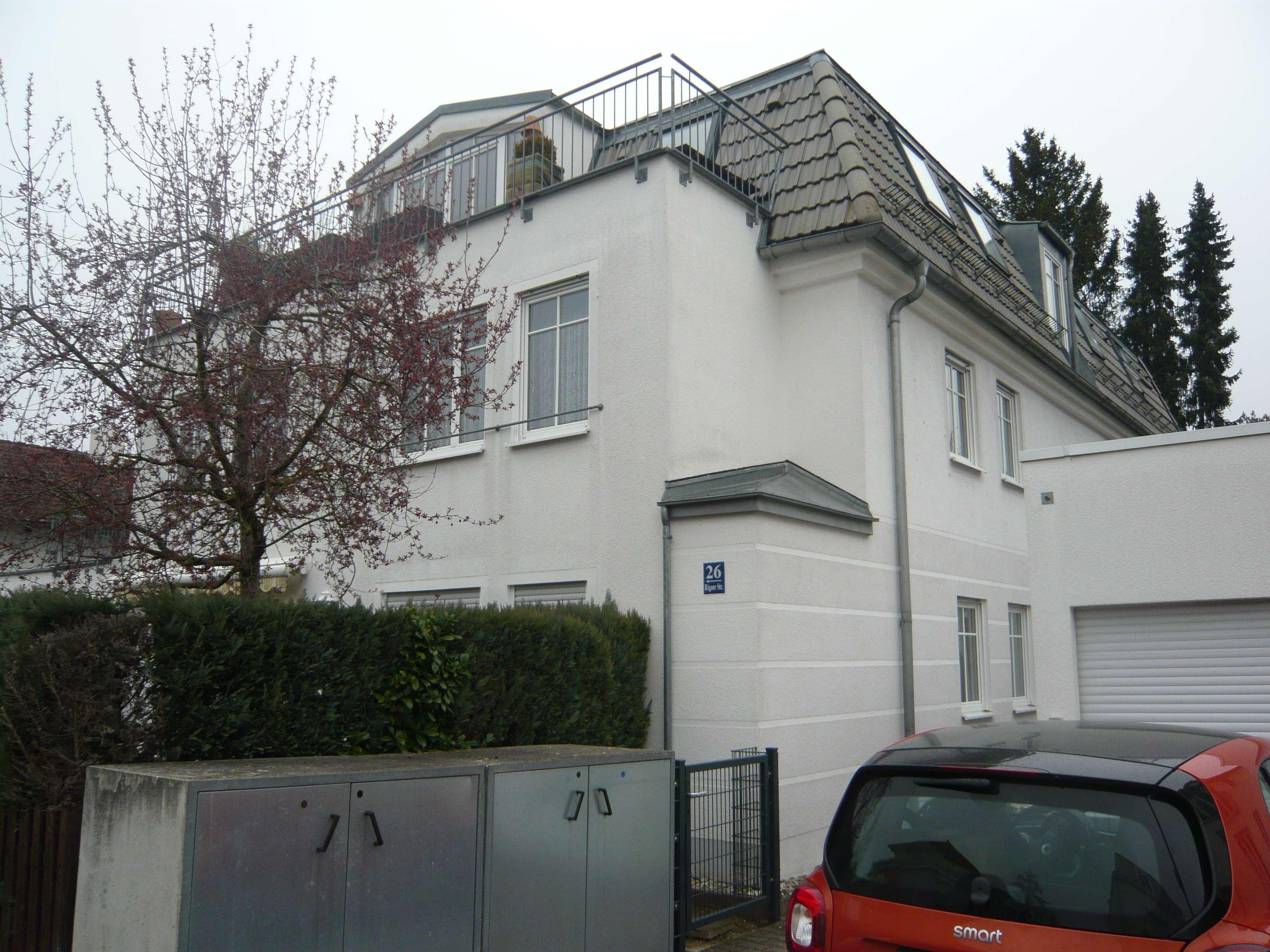 Grandiose 4-Zi-Wohnung mit Garten am Botanischen Garten in